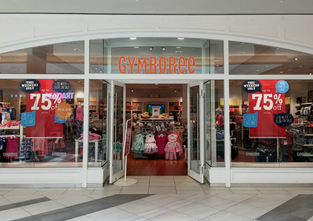 Gymboree Outlet Store
