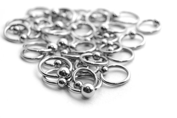 Body Piercing Jewellery