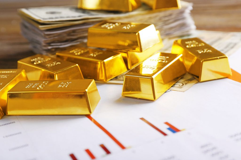 Physical Gold Fare As An Investment 1